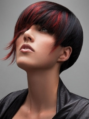 Vibrant Hair Color Idea