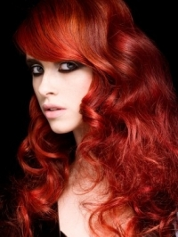 Vibrant Hair Color Ideas 2012