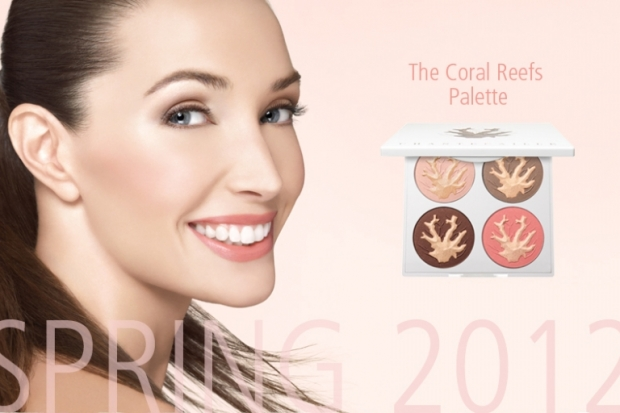 Chantecaille Spring 2012 Coral Reefs Makeup Collection