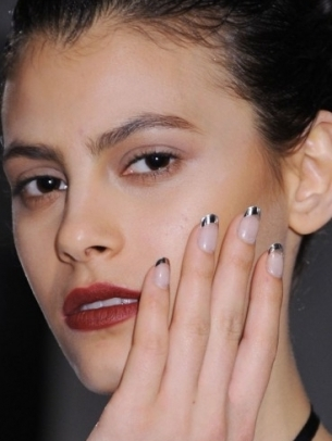 Fall 2012 Runway Nail Color Trends