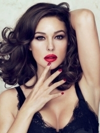 Monica Bellucci for Dolce & Gabbana Makeup