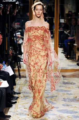 Marchesa Fall 2012 RTW Collection