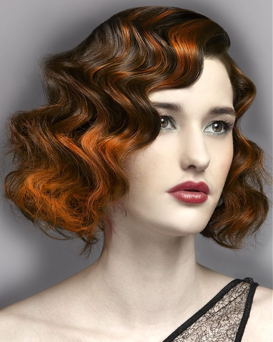 Trendy Spring Hair Color Ideas 2012.