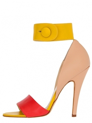 Blugirl Spring/Summer 2012 Shoes