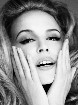 Kylie Minogue Covers Stylist Magazine UK Spring/Summer 2012 Fashion Special
