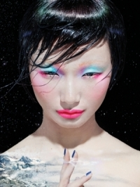 MAC and Chen Man Love & Water Spring 2012 Makeup Collection