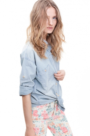 Zara TRF Lookbook March 2012
