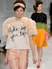 Moschino Cheap & Chic Fall 2012 RTW Collection