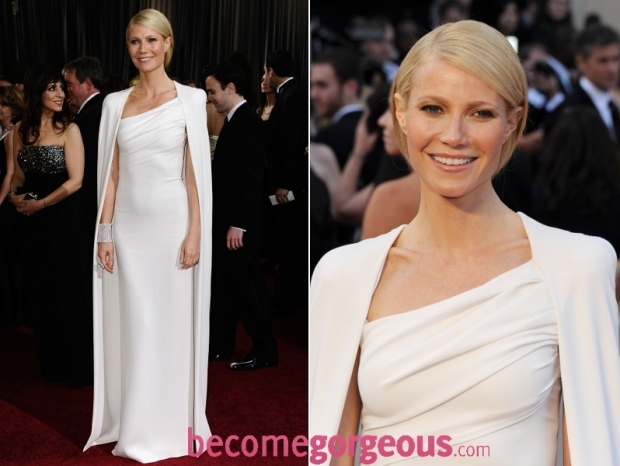 Gwyneth Paltrow 2012 Oscars Dress