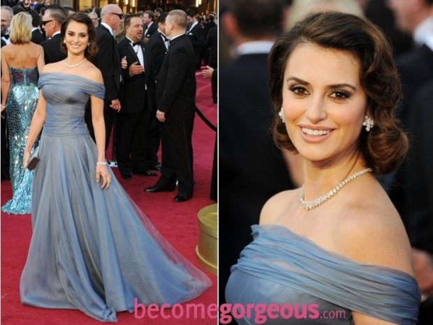 Penelope Cruz 2012 Oscars Dress
