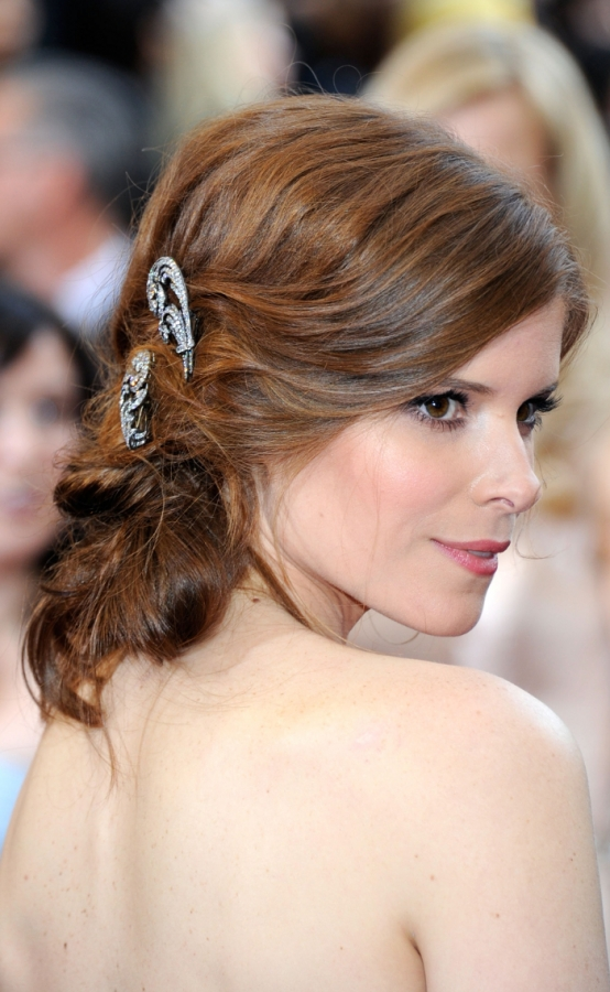 Best celebrity hairstyles from the 2012 oscars photos - Peinados de moda sencillos ...