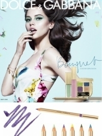 Dolce & Gabbana Bouquet Spring 2012 Makeup Collection