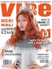 Nicki Minaj Covers Vibe Magazine March 2012