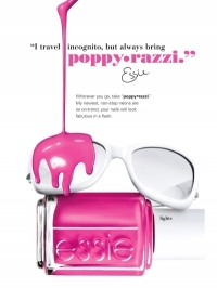 Essie Poppy-Razzi Neons Collection 2012
