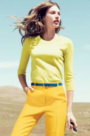 J.Crew March 2012 Lookbook
