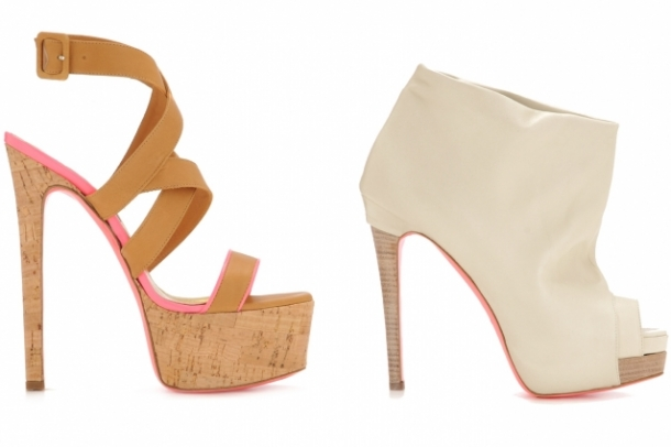 Ruthie Davis Spring 2012 Shoes Collection