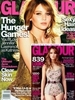 Jennifer Lawrence Covers Glamour's April 2012 UK and US Editions