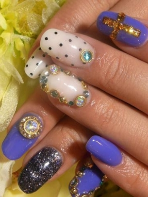 2012 Nail Art Trends