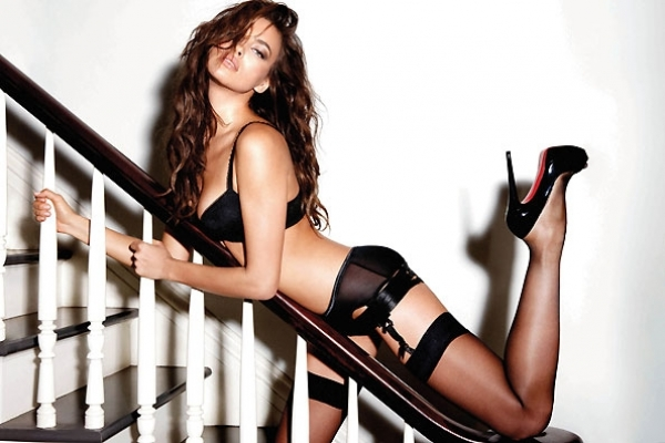 Irina Shayk Esquire Photos 2012
