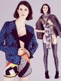 Topshop First Look for Spring Summer 2012