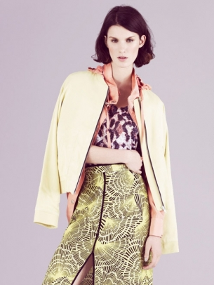 Topshop First Look for Spring 2012