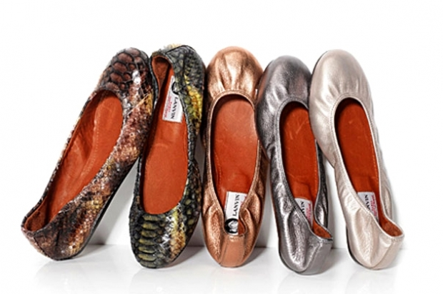 Lanvin Resort 2012 Ballet Pumps