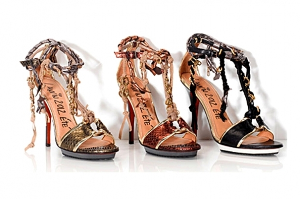 Lanvin Resort 2012 Sandals