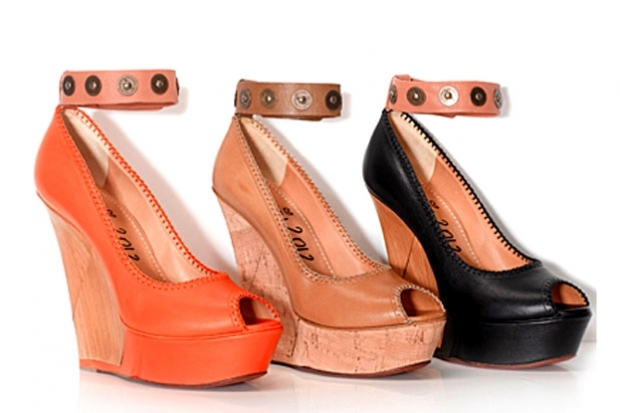 Lanvin Resort 2012 Wedges
