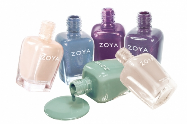 Zoya True Collection Spring 2012 Nail Polishes
