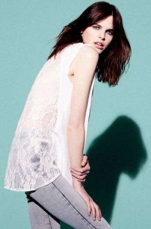 Pull & Bear Nearly Spring Lookbook