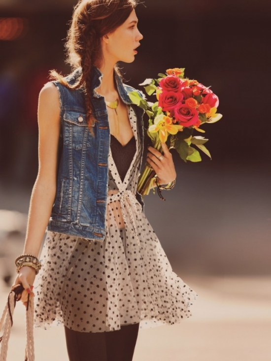 Free People January 2012 Lookbook