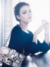 Mila Kunis Is the New Face of Christian Dior