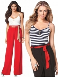 The Kardashian Kollection Goes Nautical for Spring Summer 2012