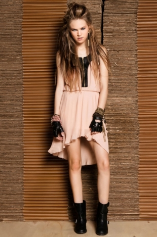 Bershka January 2012 Lookbook