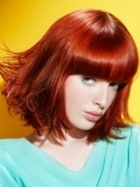 Pretty Medium Haircut Ideas 2012