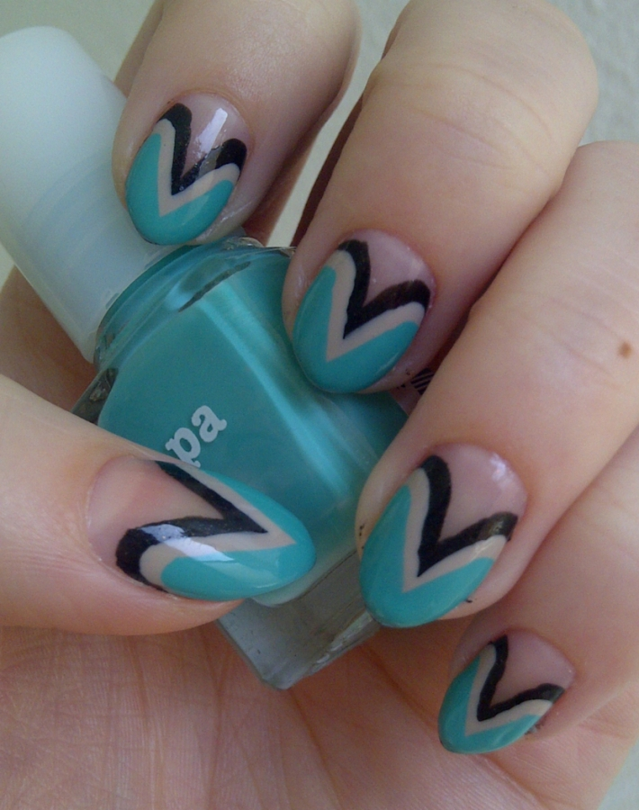 Nail Arts Simple | Nail Art Designs