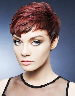chic short hairstyle ideas 2012
