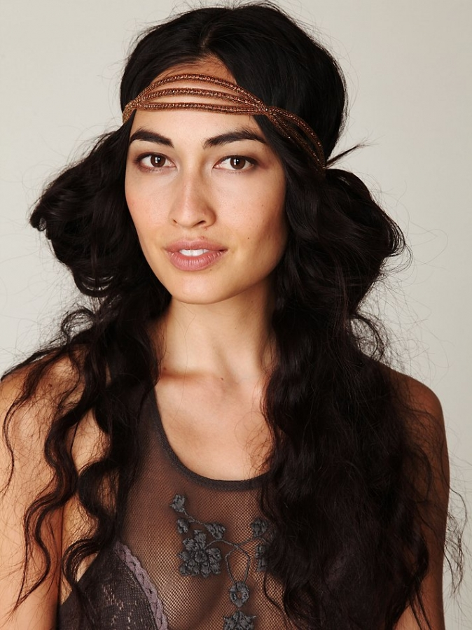 Free People Boho Chic Hair Accessories