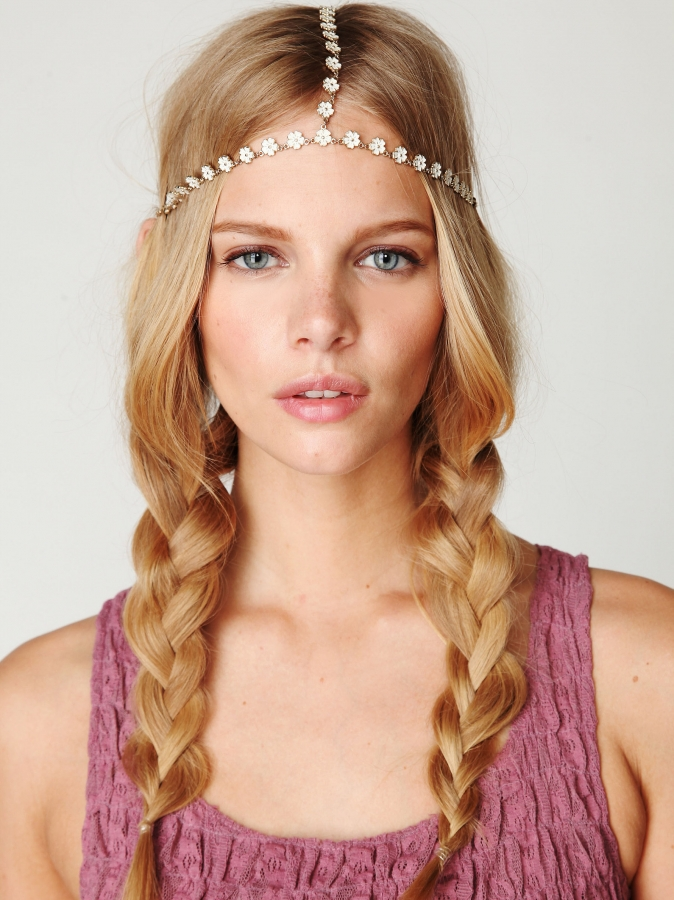 Swell Two Side Braids Borbotta Com Short Hairstyles Gunalazisus