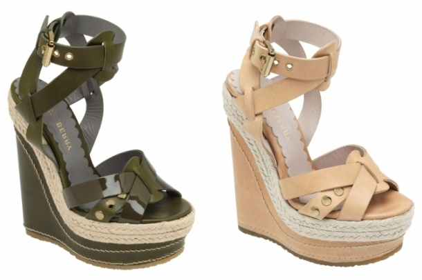 Mulberry Spring 2012 Wedges