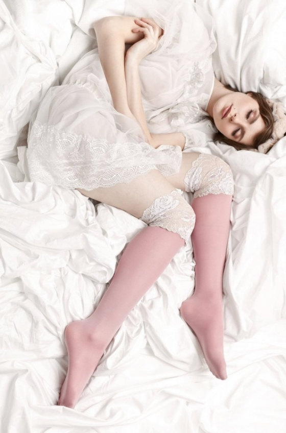 Sockbox Boudoir Legwear Collection