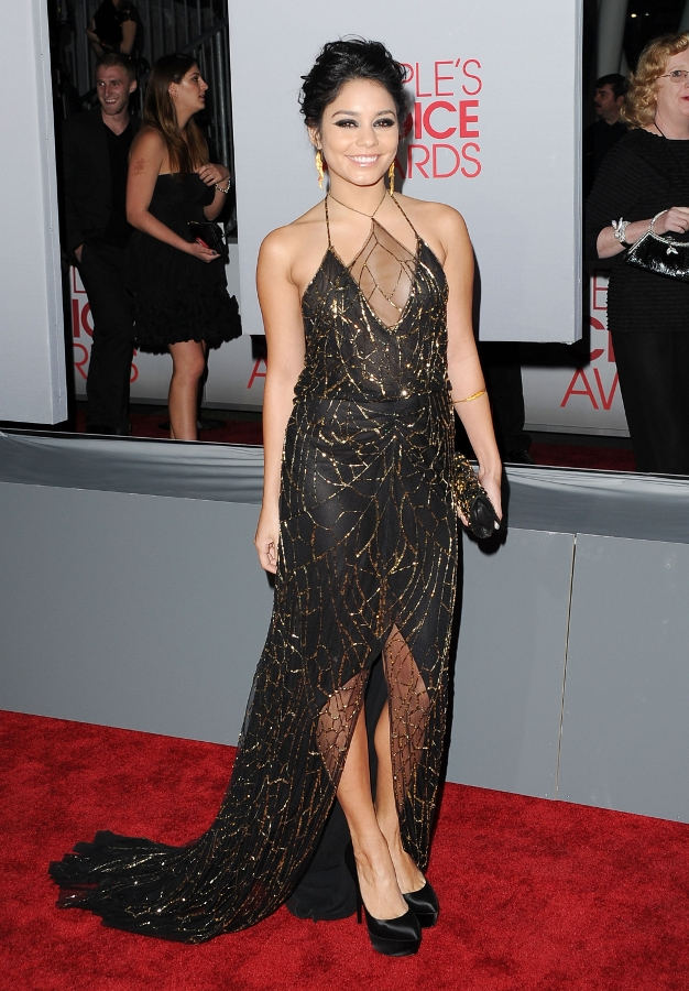 2012 People S Choice Awards Best Dressed Celebrities