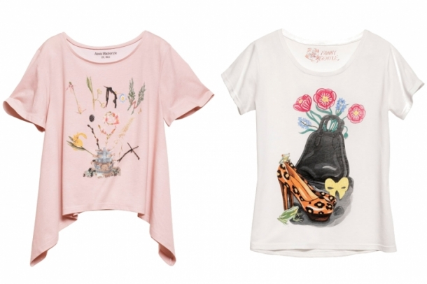 H&M Divided Art Spring 2012 Collection