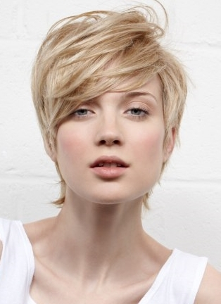 latest short layered haircut ideas 2012