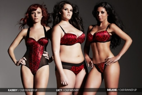 Ann Summers Lingerie Campaign Final Three