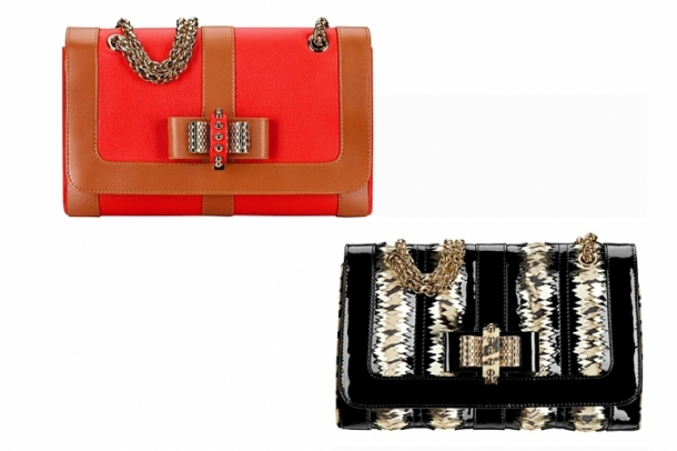 Christian Louboutin Spring 2012 Bags