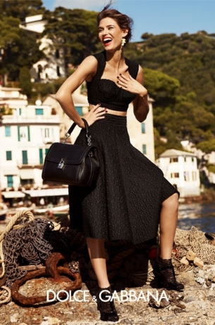 Dolce&Gabbana Spring 2012 Campaign