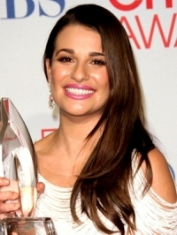 Lea Michele Is Candie's New Face