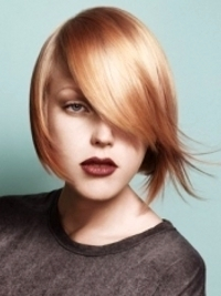 Easy-to-Style Medium Haircut Ideas 2012