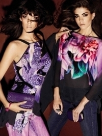 Roberto Cavalli Spring 2012 Lookbook